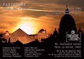 2011 Parisrome Theatre Vesinet Parigi